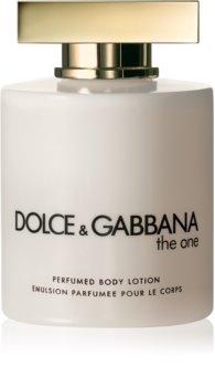 Dolce & Gabbana The One молочко для тіла для жінок
