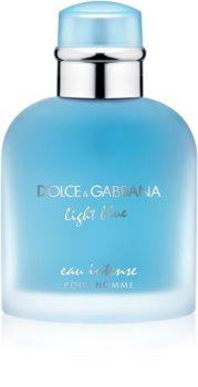 Dolce & Gabbana Light Blue Pour Homme Eau Intense Eau de Parfum voor Mannen