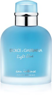 Dolce & Gabbana Light Blue Pour Homme Eau Intense parfumovaná voda pre mužov