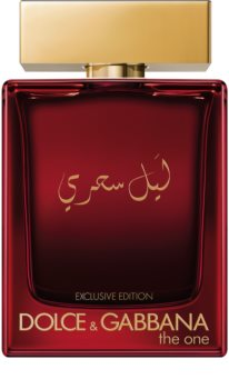 Dolce & Gabbana The One Mysterious Night Eau de Parfum til mænd