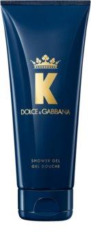 Dolce & Gabbana K by Dolce & Gabbana gel de douche pour homme