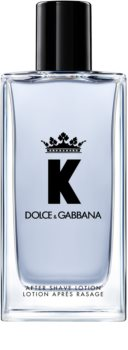 Dolce & Gabbana K by Dolce & Gabbana lozione after-shave per uomo