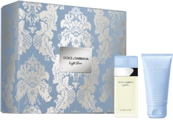 Dolce & Gabbana Light Blue coffret cadeau I. pour femme