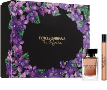 Dolce & Gabbana The Only One zestaw upominkowy III. dla kobiet