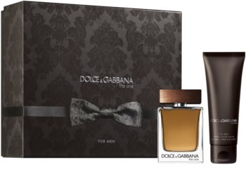 Dolce & Gabbana The One for Men coffret cadeau X. pour homme