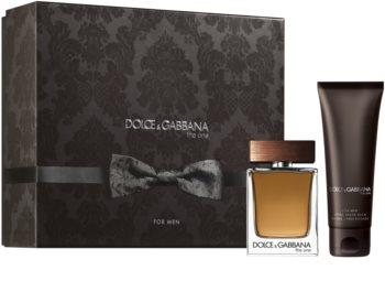Dolce & Gabbana The One for Men Presentförpackning X. för män