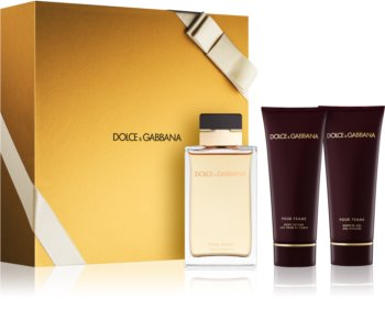 Dolce & Gabbana Pour Femme lote de regalo III.