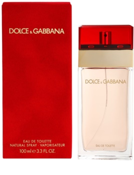 Dolce & Gabbana D&G toaletní voda pro ženy