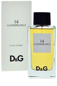 Dolce & Gabbana 3 L'Imperatrice La Temperance 14 eau de toilette para mujer 100 ml