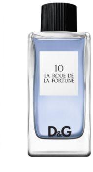 Dolce & Gabbana D&G La Roue de la Fortune 10 woda toaletowa dla kobiet 100 ml