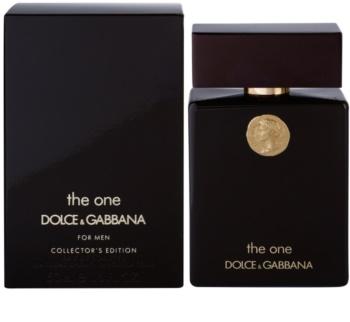 Dolce & Gabbana The One Collector's Edition Eau de Toilette para hombre