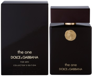 Dolce & Gabbana The One Collector's Edition eau de toilette para homens