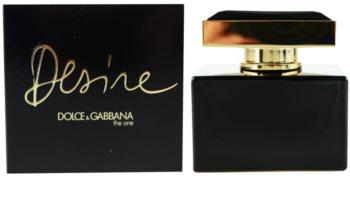 Dolce & Gabbana The One Desire Eau de Parfum hölgyeknek