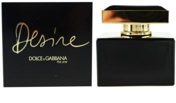 Dolce & Gabbana The One Desire woda perfumowana dla kobiet