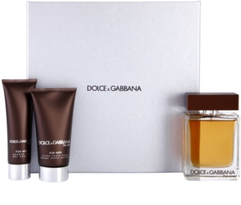Dolce & Gabbana The One for Men coffret VI.