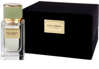 Dolce & Gabbana Velvet Bergamot eau de parfum para homens 50 ml