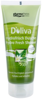 Doliva Basic Care gel de ducha hidratante  con té verde