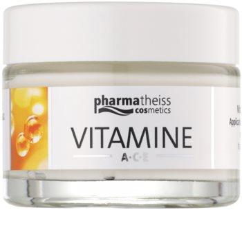 Doliva Basic Care Vitamine crema facial revitalizante y regeneradora SPF 6