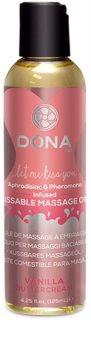 Dona Vanilla Buttercream Massage Oil