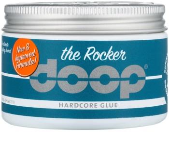Doop The Rocker Kiinnittävä Hiusliima Maksimaalisen Pidon Saavuttamiseksi