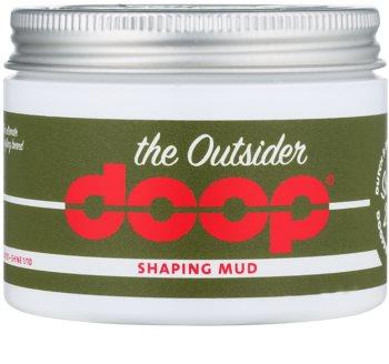 Doop The Outsider моделирующая глина для волос