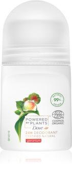 Dove Powered by Plants Geranium guličkový dezodorant roll-on