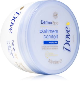 Dove Cashmere Comfort testvaj a finom és sima bőrért
