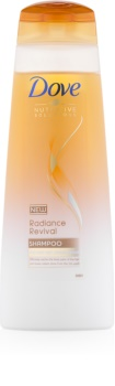 Dove Nutritive Solutions Radiance Revival Shampoo für Glanz auf trockenem und brüchigem Haar