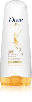 Dove Nutritive Solutions Radiance Revival odżywka do włosów suchych i łamliwych
