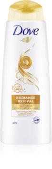 Dove Nutritive Solutions Radiance Revival šampon za sijaj suhih in krhkih las