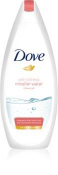 Dove Anti-Stress міцелярний гель для душу