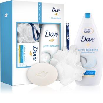 Dove Gentle Exfoliating poklon set I. za žene