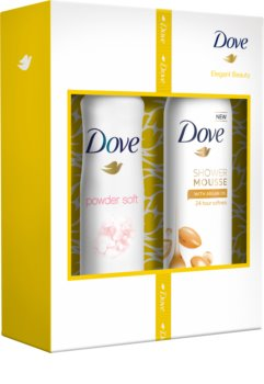 Dove Powder Soft Kosmetik-Set  I. für Damen
