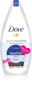 Dove Deeply Nourishing confezione conveniente II. da donna