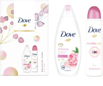 Dove Relaxing Care Gift Set (For Women)