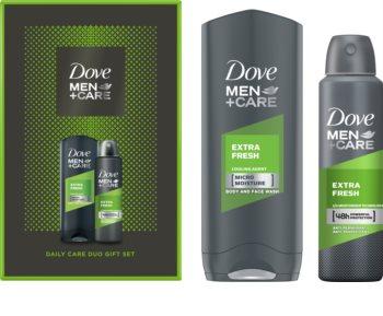 Dove Men+Care Extra Fresh подаръчен комплект (за мъже)