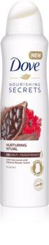 Dove Nourishing Secrets Nurturing Ritual antitraspirante spray 48 ore