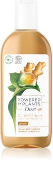 Dove Powered by Plants Ginger ulje za tuširanje