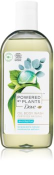 Dove Powered by Plants Eucalyptus Refreshing Shower Oil