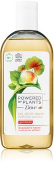 Dove Powered by Plants Geranium Nourishing Shower Oil