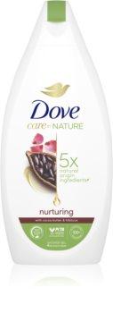 Dove Nourishing Secrets Nurturing Ritual gel de banho cuidado intensivo