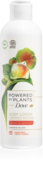 Dove Powered by Plants Geranium mlijeko za njegu tijela