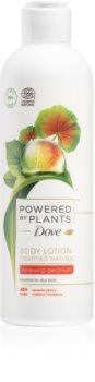 Dove Powered by Plants Geranium Nærende kropslotion