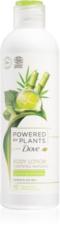 Dove Powered by Plants Bamboo leite corporal apaziguador