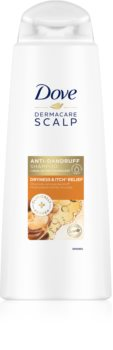 Dove DermaCare Scalp Invigorating Mint przeciwłupieżowy szampon nawilżający