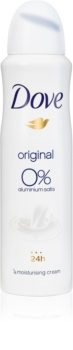 Dove Original Alkoholfri og aluminiumfri deodorant 24 t