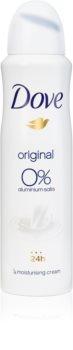 Dove Original dezodorant bez alkoholu a obsahu hliníka 24h