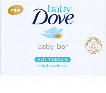 Dove Baby Rich Moisture sabonete cremoso de limpeza