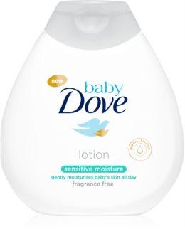 Dove Baby Sensitive Moisture loțiune de corp hidratantă