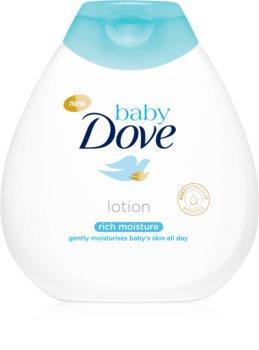 Dove Baby Rich Moisture успокояващ лосион за тяло